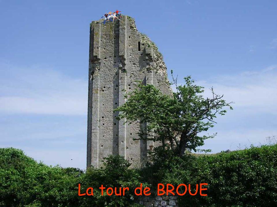 La tour de BROUE