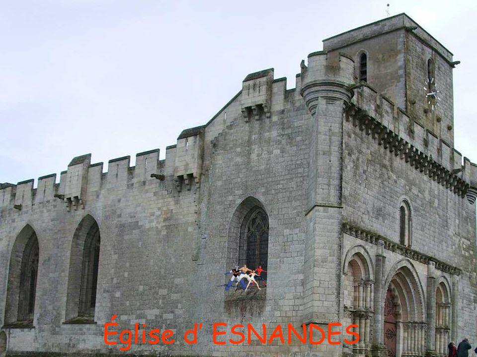 Église d' ESNANDES