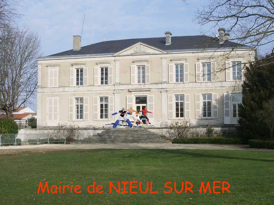 Mairie de NIEUL SUR MER
