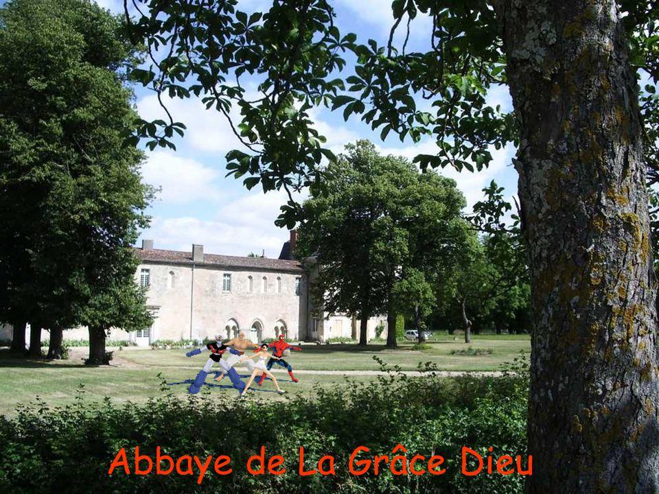 Abbaye de La Grâce Dieu