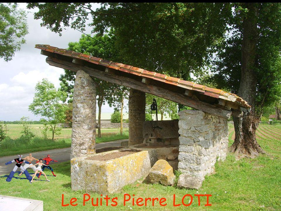 Le Puits Pierre LOTI