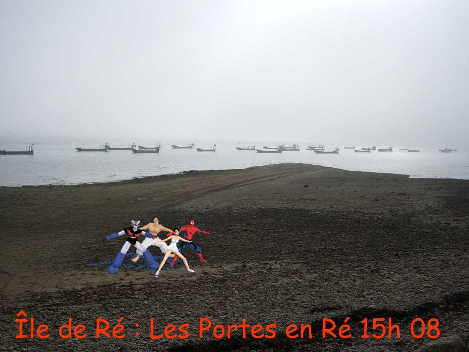 Île de Ré : Les Portes en Ré 15h 08