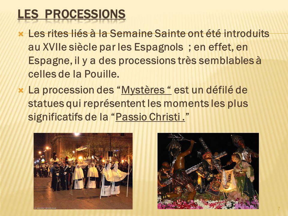 Les Processions