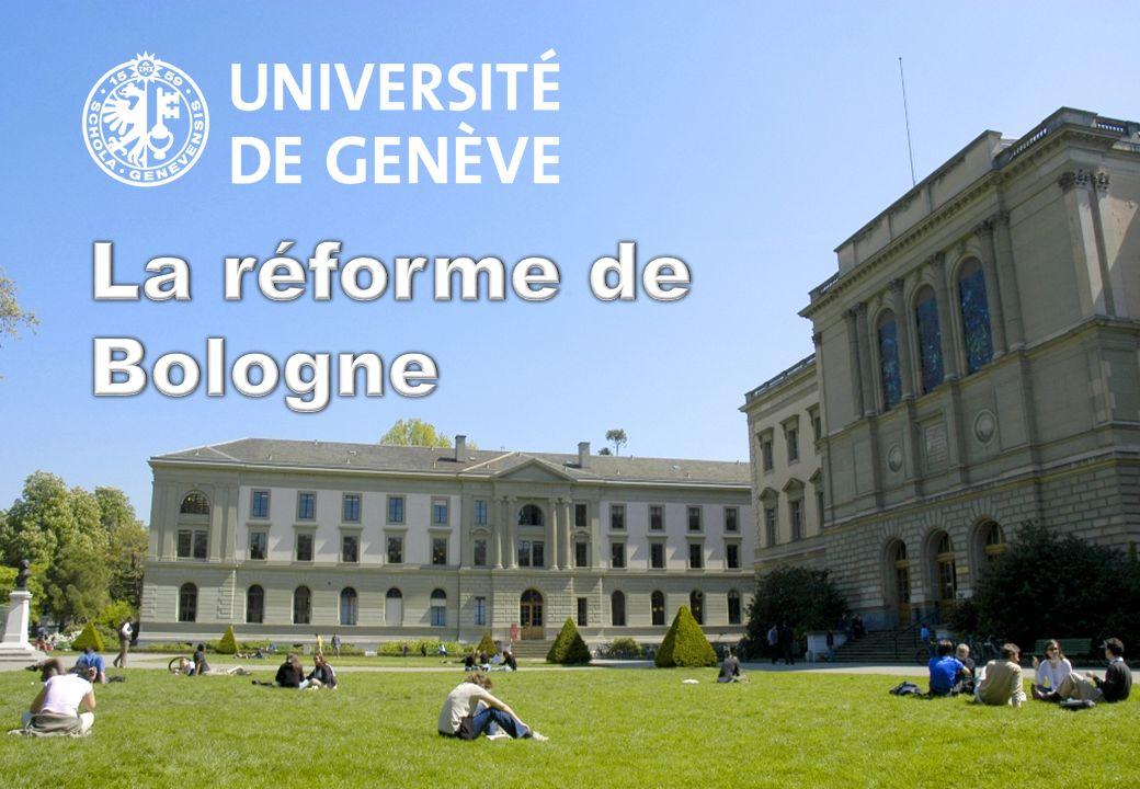 La réforme de Bologne