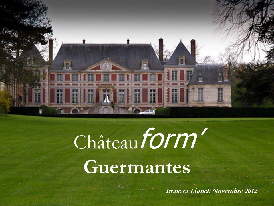 Châteauform' Guermantes