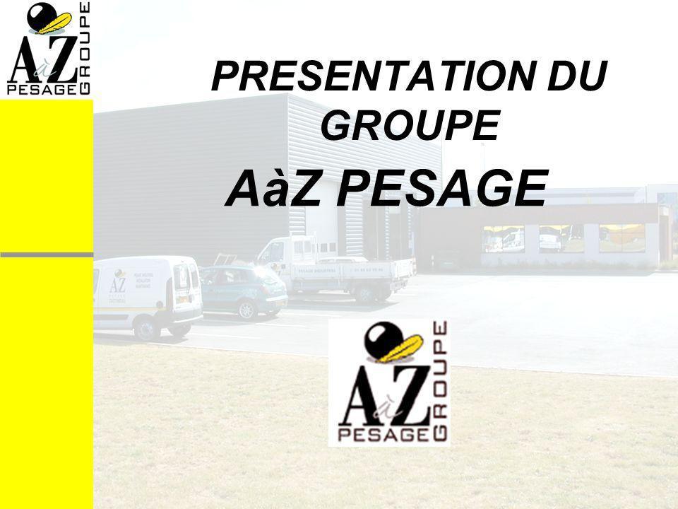 PRESENTATION DU GROUPE