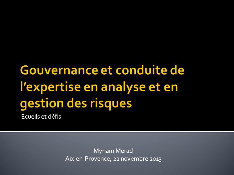 Aix-en-Provence, 22 novembre 2013