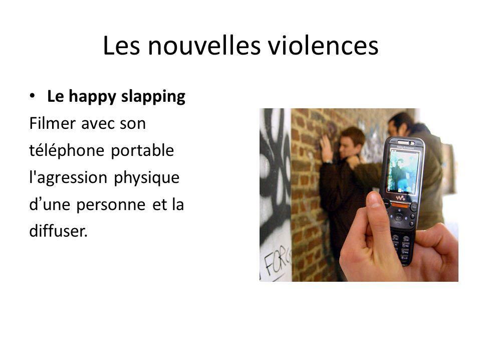 Les nouvelles violences
