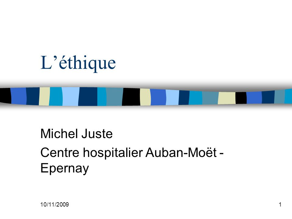 Michel Juste Centre hospitalier Auban-Moët - Epernay