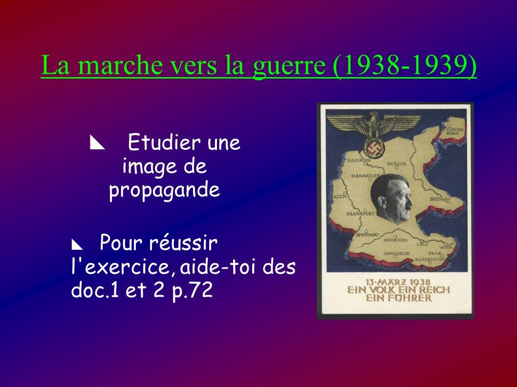 La marche vers la guerre (1938-1939)