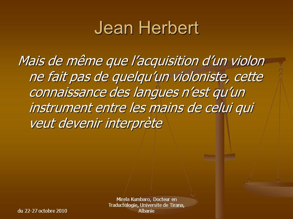 Jean Herbert