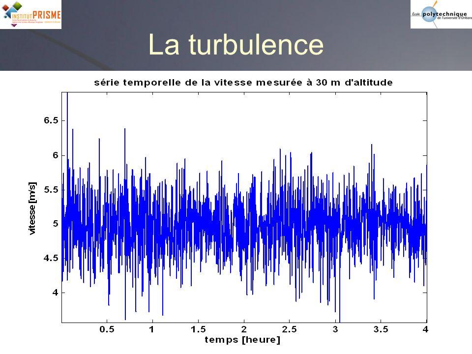 La turbulence