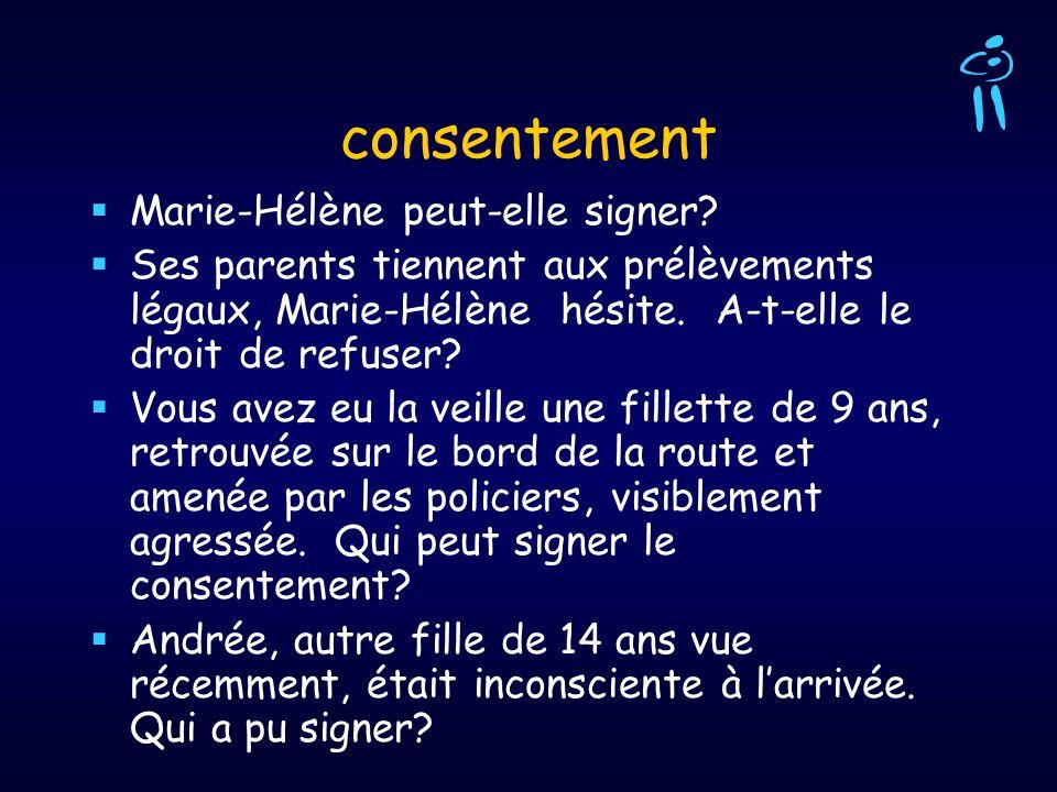 consentement Marie-Hélène peut-elle signer