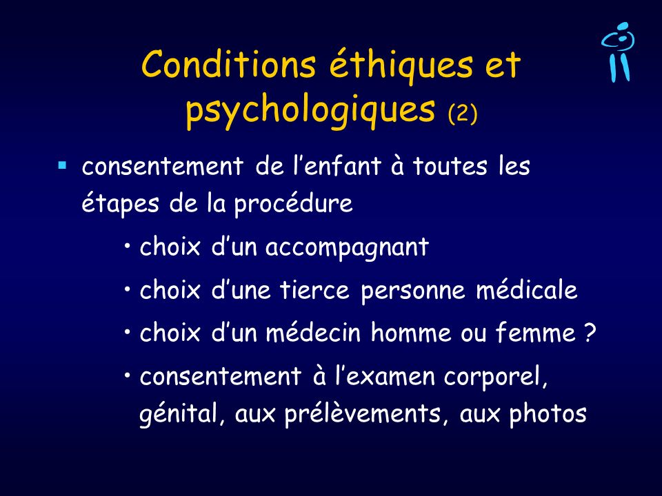 Conditions éthiques et psychologiques (2)