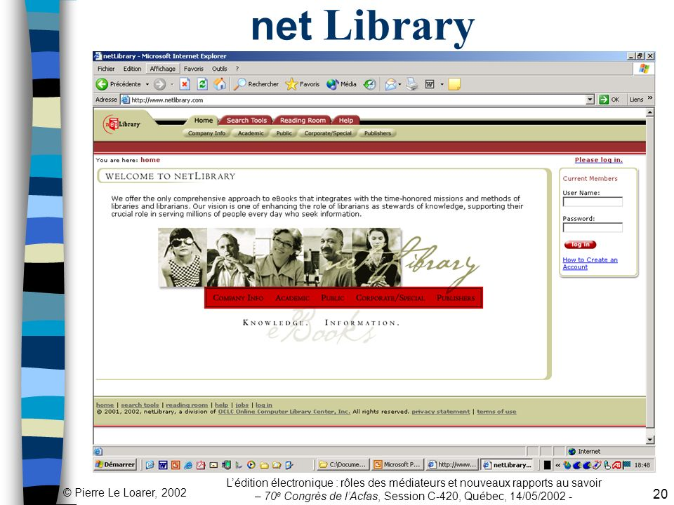 net Library