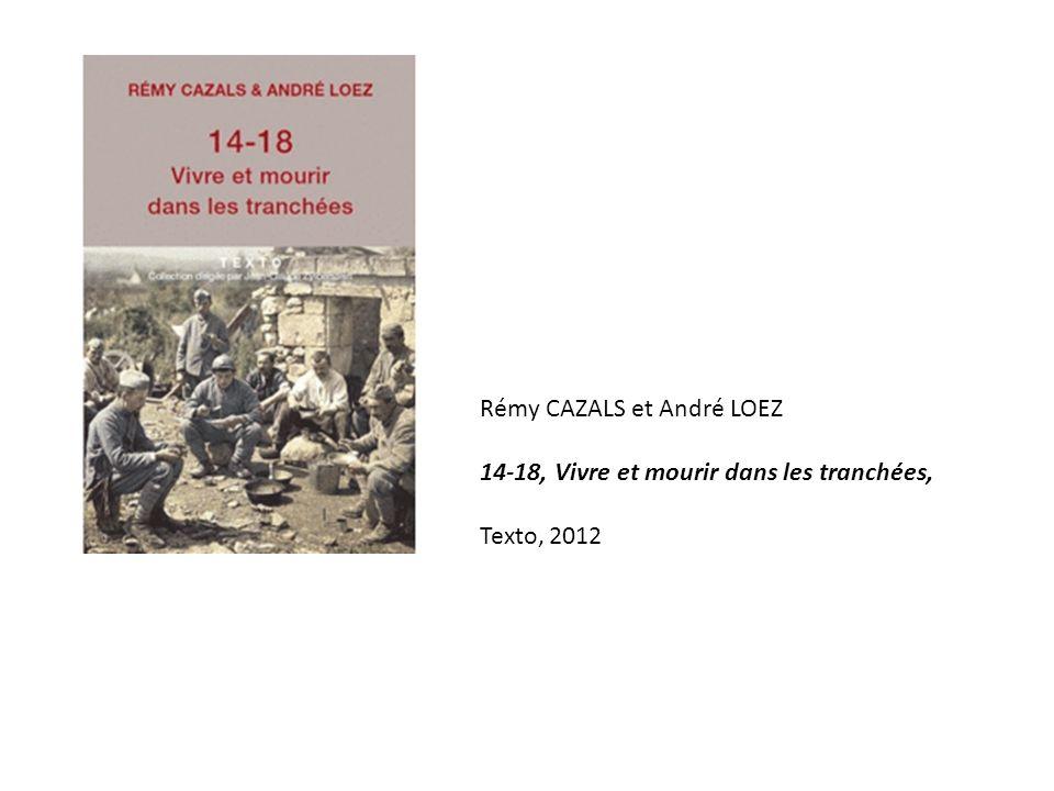 Rémy CAZALS et André LOEZ