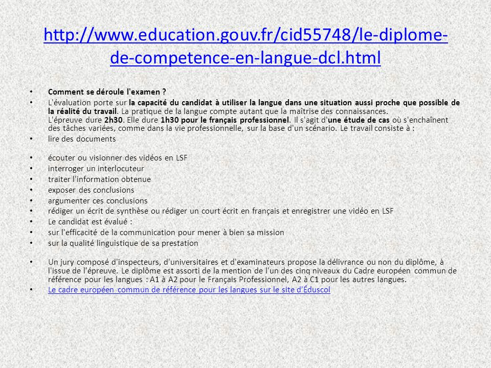 http://www. education. gouv