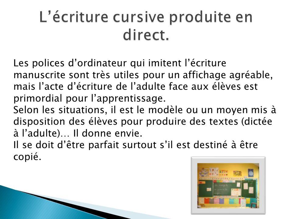 Assez Enseignements apprentissage du geste graphique d'écriture. - ppt  HI64