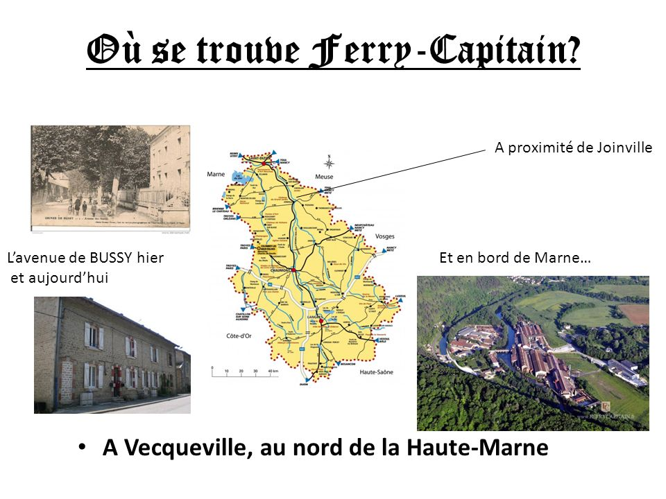 Où se trouve Ferry-Capitain