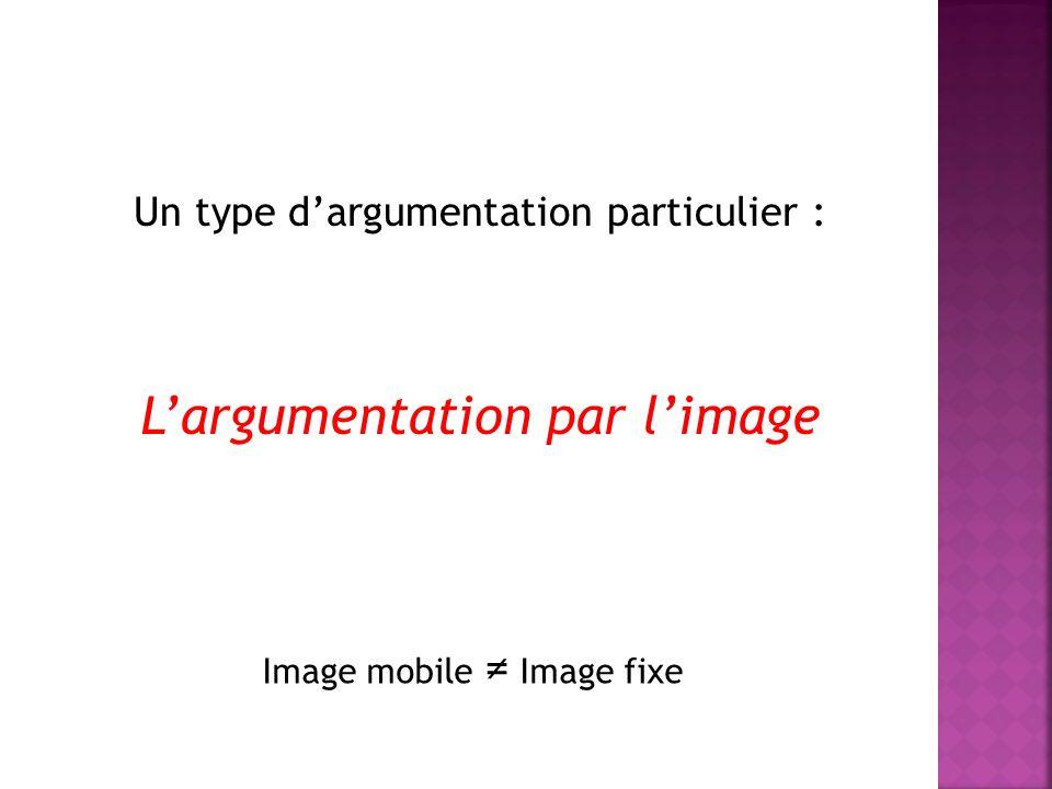 L'argumentation par l'image