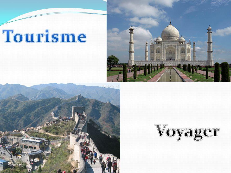 Tourisme Voyager