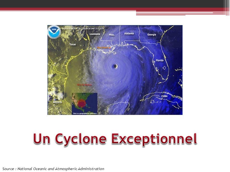 Un Cyclone Exceptionnel