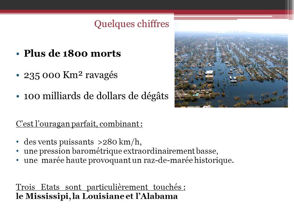 100 milliards de dollars de dégâts