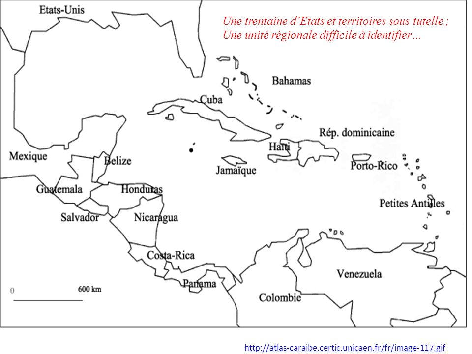 Une trentaine d'Etats et territoires sous tutelle ;