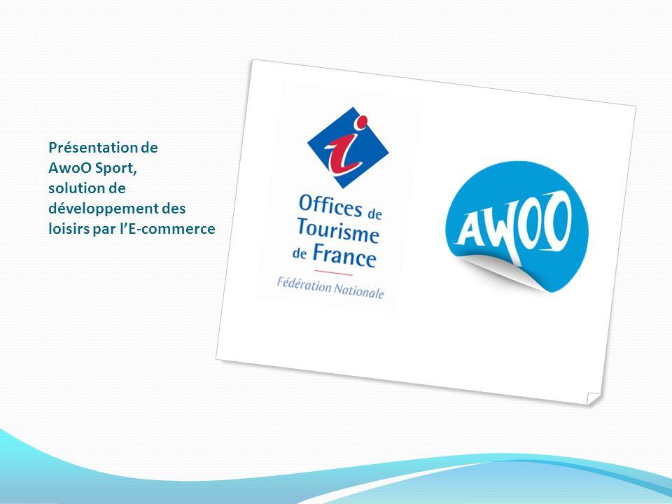 Présentation de AwoO Sport, solution de développement des loisirs par l'E-commerce