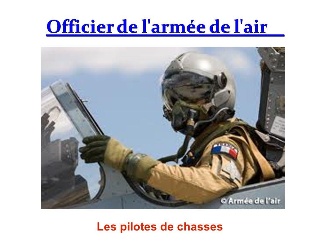 Officier de l armée de l air