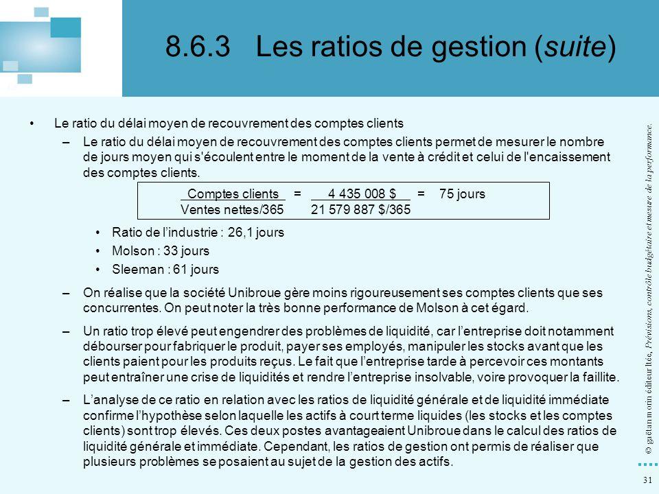 8 les mesures de performance de l entreprise ppt t 233 l 233 charger