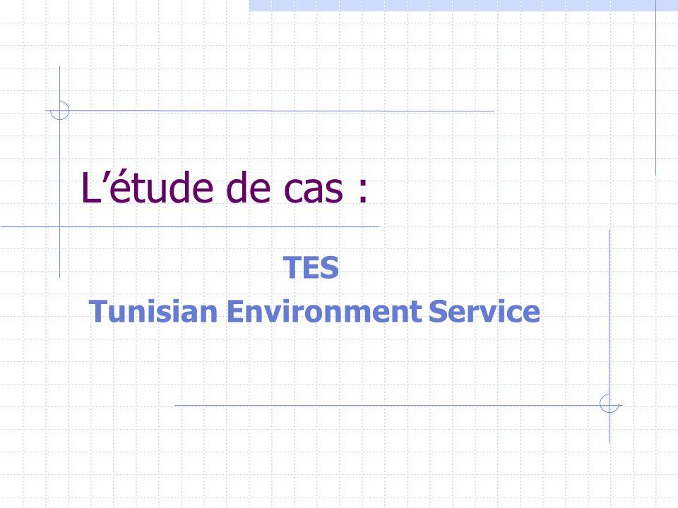 TES Tunisian Environment Service