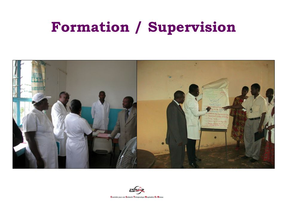 Formation / Supervision