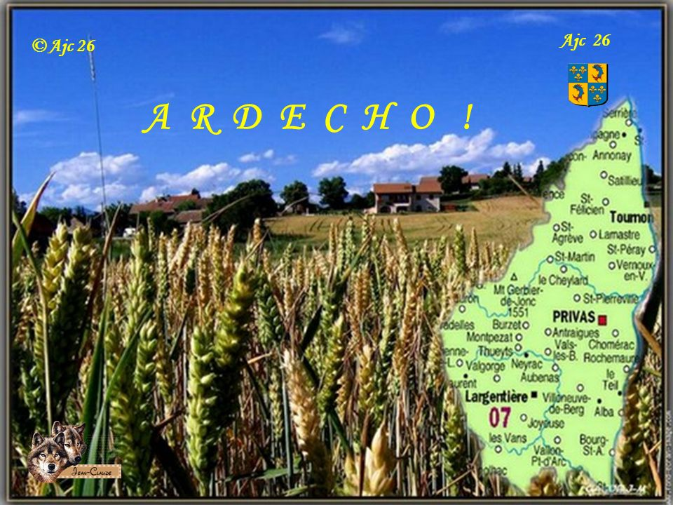 Ajc 26 © Ajc 26 A R D E C H O !
