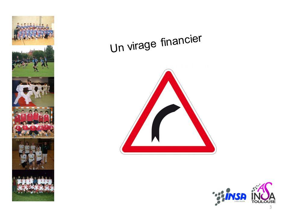 Un virage financier