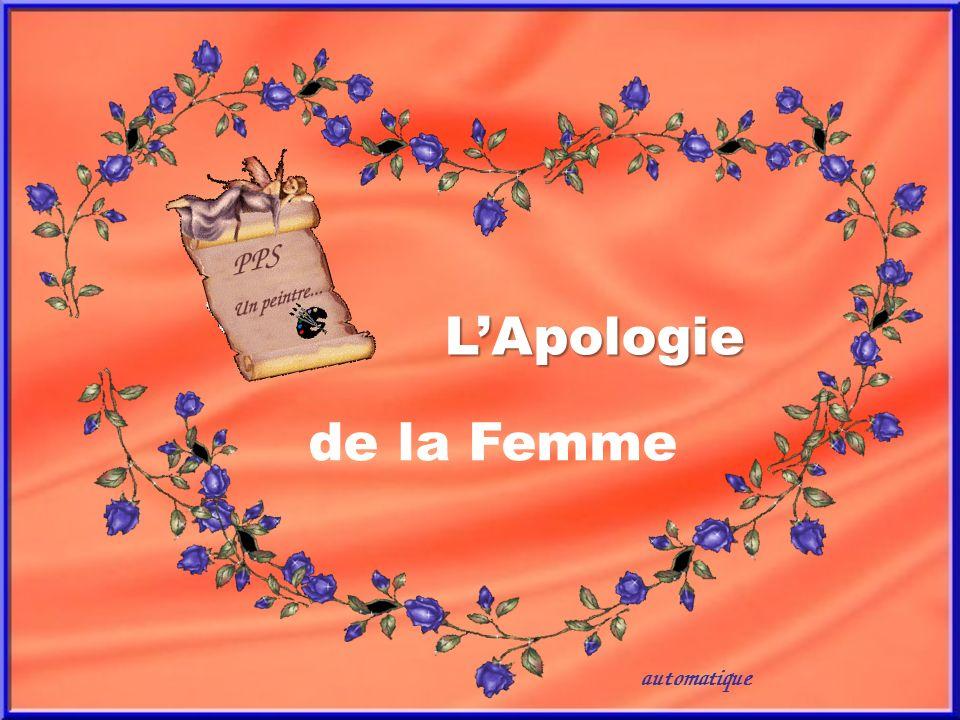 L'Apologie de la Femme automatique