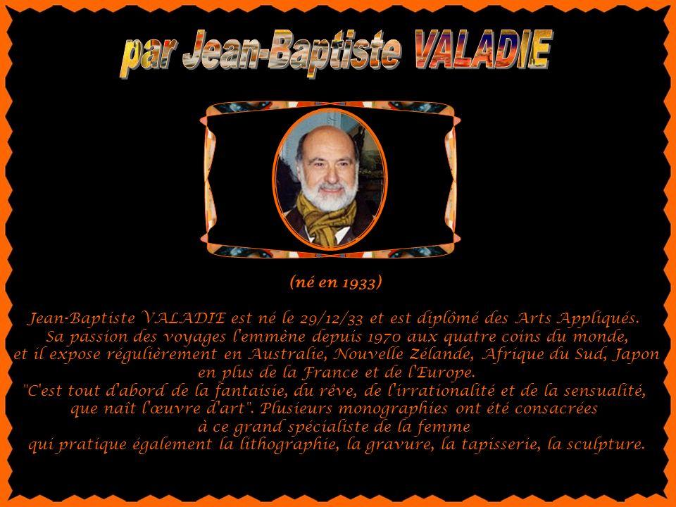 par Jean-Baptiste VALADIE
