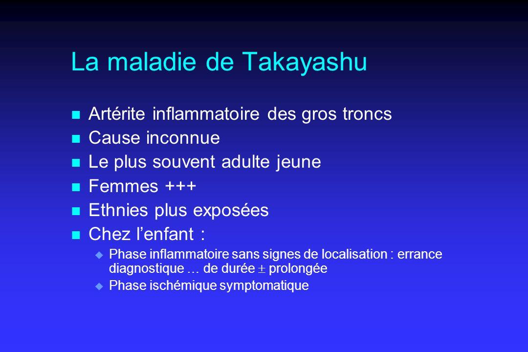 La maladie de Takayashu