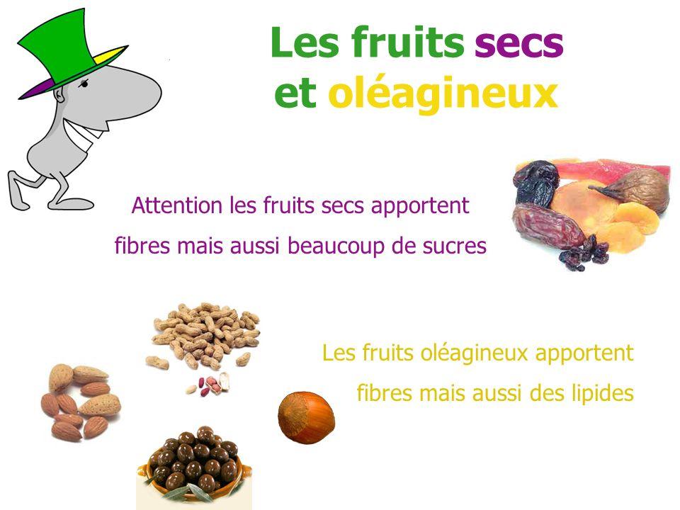 Les fruits secs et oléagineux