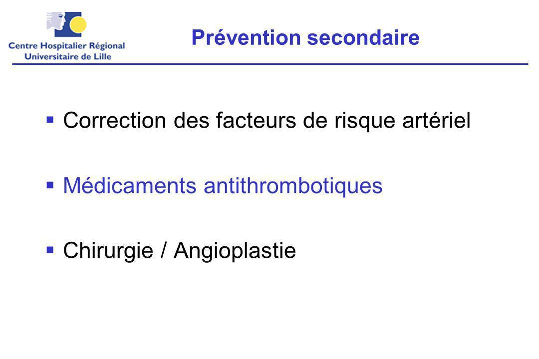 Prévention secondaire