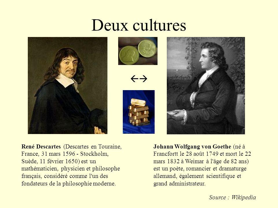 Deux cultures 