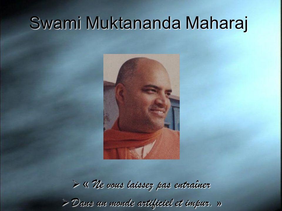 Swami Muktananda Maharaj