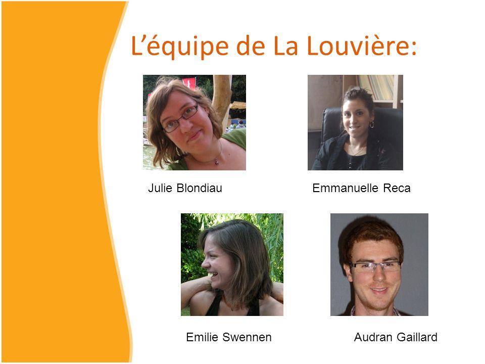 L'équipe de La Louvière: