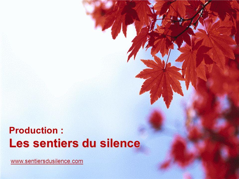 Les sentiers du silence