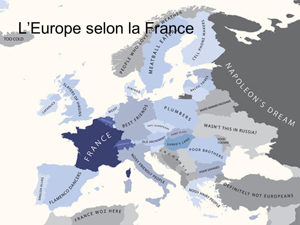 L'Europe selon la France
