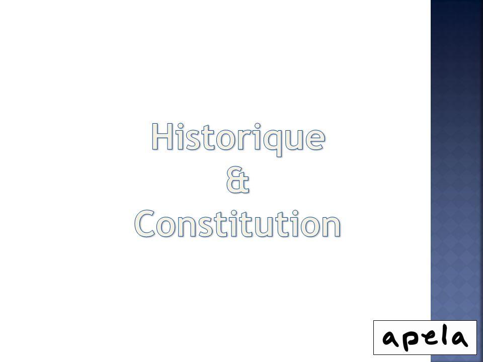 Historique & Constitution