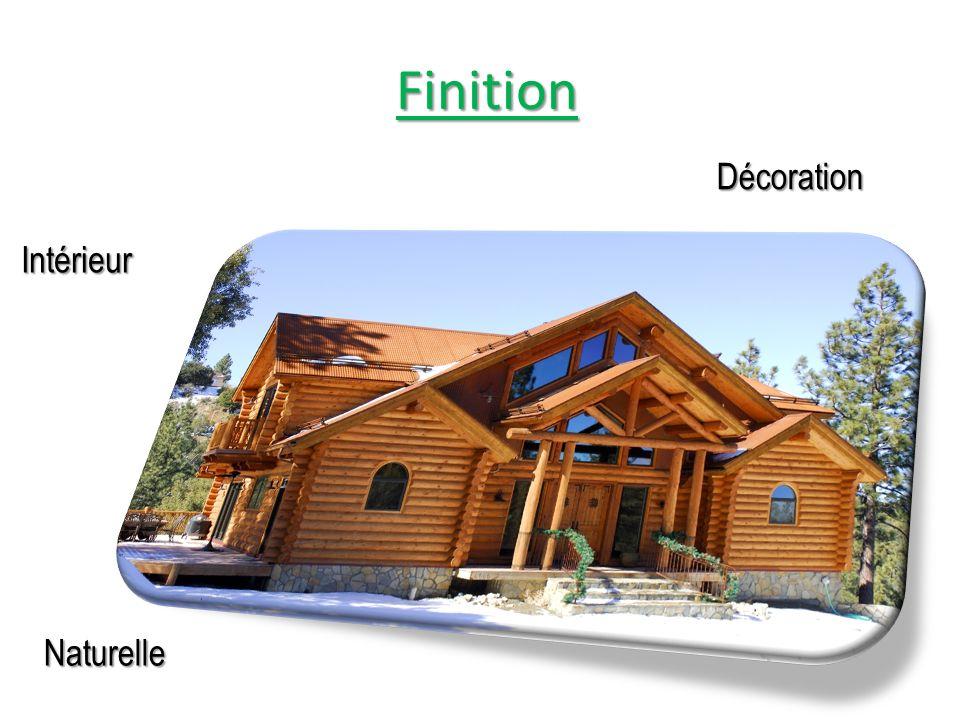 Finition Décoration Intérieur Naturelle