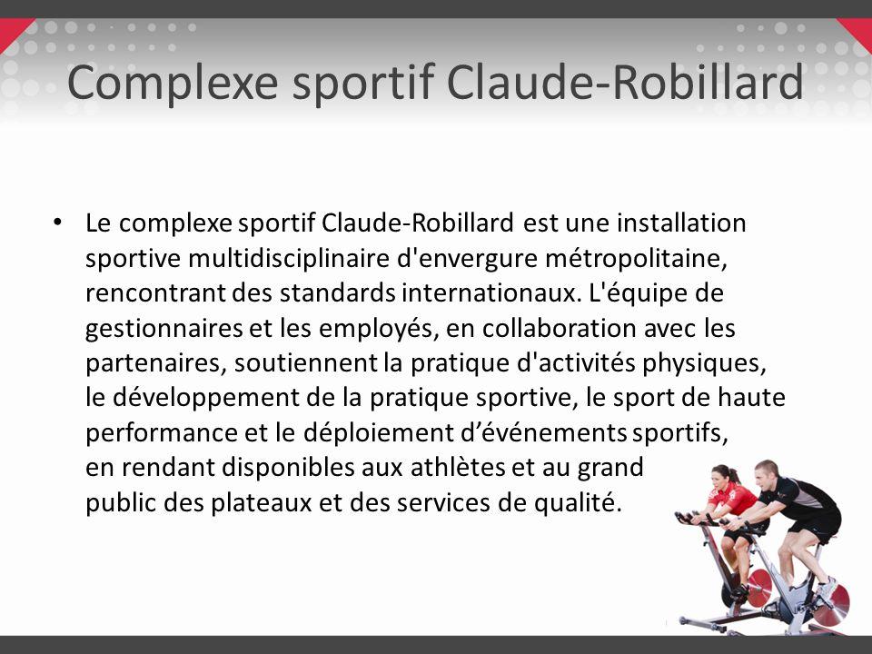Complexe sportif Claude-Robillard
