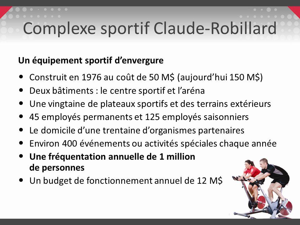 L espace cardiov lo du complexe sportif claude robillard for Complexe sportif claude robillard piscine