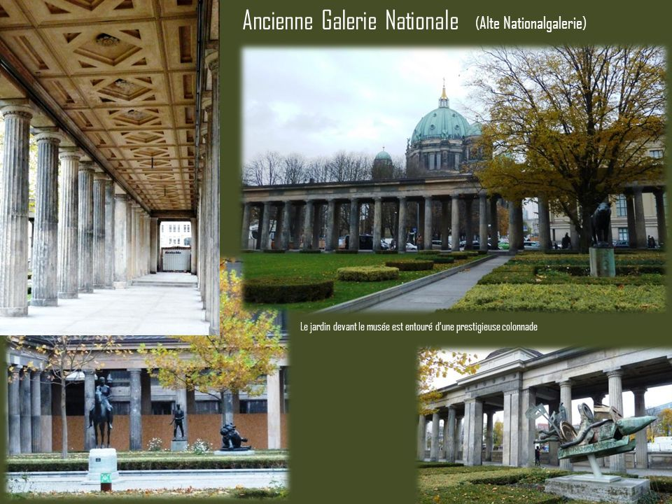 Ancienne Galerie Nationale